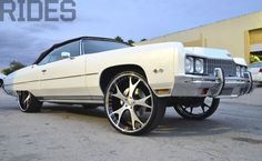 Web Exclusive | 1973 Chevy Caprice Convertible | Rides Magazine