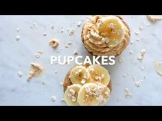 Pupcakes- Birthday Cake for Dogs is a recipe made with whole healthy ingredients that are safe for your furry friend. They will go crazy for these.