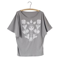 Fab.com | Women's Flora Dolman Tee by Maryink