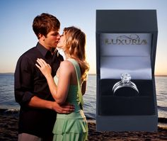 Achieve the WOW factor when proposing with high quality fake diamond engagement rings that look real from Luxuria. Gemstone Engagement Rings, Engagement Wedding Ring Sets, Engagement Ring Settings, Diamond Simulant, Heart With Arrow, Solitaire Diamond, Wow Products, Semi Precious Gemstones, Jewelry Branding