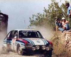 San Remo 1981 - Campanelli - CardoneiconCitroën GS