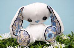 Bunny plush stuffy: softies Tutorial