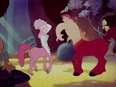 *CENTAURETTE & CENTAUR ~ Fantasia, 1940
