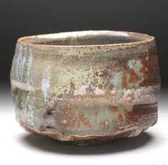 That burried in red earth and moss luster i so love...Cory Lum - Chawan