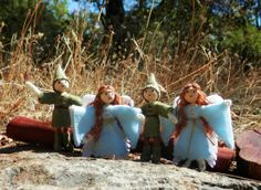 Elves and Angels Exclusive Pocket Dolls!