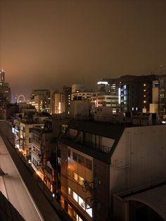 by Ryo Mukae Aesthetic Japan, Night Aesthetic, City Aesthetic, Aesthetic Vintage, Aesthetic Photo, Aesthetic Pictures, Nocturne, Dark City, Dark Paradise