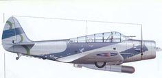 ТBD-1 BuNo 0339 из VT-3,NAS Северный Исланд  1940 г.