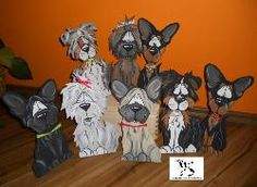 Tierfiguren - Meine Homepage