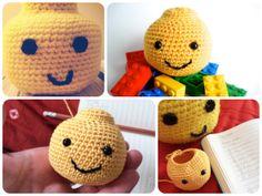 amigurumi lego crochet pattern