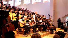 L'Ensemble choral du bout du monde à l'abbatiale