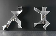 Muebles Portobellostreet.es: Estantería Tamgram One - Librerías de Diseño - Muebles de Diseño