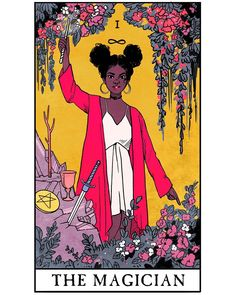 The origins of the Tarot are surrounded with myth and lore. The Tarot has been thought to come from places like India, Egypt, China and Morocco. Others say the Tarot was brought to us fr Le Bateleur, The Magician Tarot, Witch Series, Major Arcana Cards, Tarot Major Arcana, Art Carte, Psy Art, Tarot Learning, Modern Witch