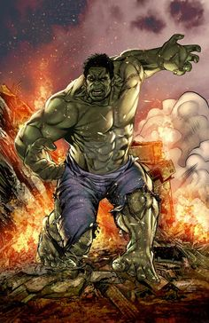 #Hulk #Fan #Art. (Rampage Hulk) By: Kevinmccoy. (THE * 5 * STÅR * ÅWARD * OF: * AW YEAH, IT'S MAJOR ÅWESOMENESS!!!™)[THANK Ü 4 PINNING<·><]<©>ÅÅÅ+(OB4E)