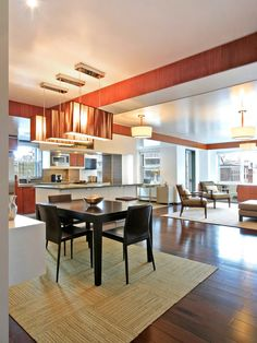 Modern Dining Room Design, Pictures, Remodel, Decor and Ideas - page 7