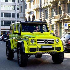 big bright thing. #Mercedes #Benz #G500 #4x4 #Zurich