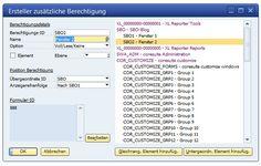 Manchmal kommt man in SAP Business One an den Punkt, an dem die Standard-Berechtigungen nicht ausreichen. Wenn man z.B. mit benutzerdefinierten Tabellen oder Objekten arbeitet, sind diese nicht von…