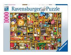 Kurioses Küchenregal 1000 Teile Puzzle