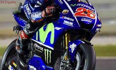Maverick Viñales estrena el Mundial de MotoGP 2017 con una brillante victoria en Catar