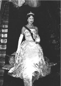 princess margaret | Princess Margaret Comes to Belize, Historic Belizean Photographs, The ...