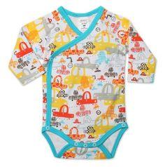 Zutano Baby-Boys Infant Sunday Drive Long Sleeve Body Wrap, White, 6 Months Zutano,http://www.amazon.com/dp/B007XD8KIG/ref=cm_sw_r_pi_dp_uyo4qb0RH4PAT0JG