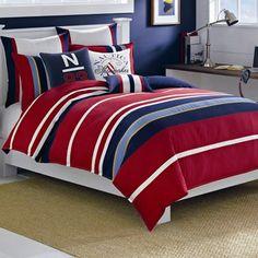 Nautical Bedding Sets - EnjoyBedding.com | Products I Love ...