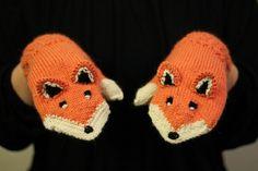 Kettulapaset Beanie, Knitting, Hats, Fox, Animals, Tricot, Hat, Breien, Beanies