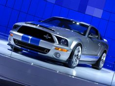 Ford Shelby GT500 Mustang