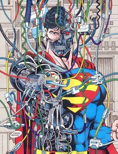 Cyborg Superman as in Man of Tomorrow - plotted the demise of Coastal City leading to Hal Jordan's insanity as Parallax. Thank you Cyborg Superman and all your chaos with Doomsday and the Sinestro Corp as well.