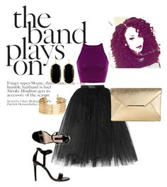 """""""the band plays on"""" by caroline-82 on Polyvore"""
