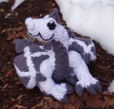 Storm the Dragon by kitsunecreations on Etsy