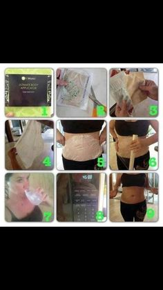 It's super easy, takes less than 3 minutes to apply, 45 minutes to see results and 2 pictures to see the difference!  Are you ready to wrap?!  817-905-9931 Http://ldeitsch.myitworks.com