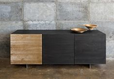 MASH Studios PCH Series Buffet   2Modern Furniture  Lighting 72X21X28H $3040