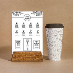 Coffee menu template Cafe Design, House Design, Menu Card Template, Coffee Shop Menu, Menu Online, Restaurant Menu Design, Menu Cards, Chocolates, Brunch