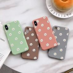 diy phone case 804314814682996746 - Cute Flowers Phone Case For iPhone X XR XS Max 7 8 6 Plus 5 SE C – elegantonlinemarket Source by iriseusen
