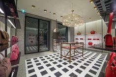 Valentino Standalone Store, Riyadh – Saudi Arabia » Retail Design Blog