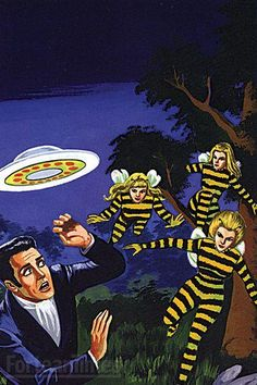attack of the alien bees