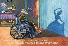 Όταν η αναπηρία δίνει άλλο νόημα στη ζωή - http://snurl.com/290kjm4