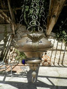 French Religious Antique Church by AngelFrenchAntiques on Etsy, £500.00