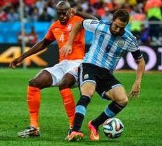Blog Paulo Benjeri Notícias: Após empate com a bola rolando, Argentina vence a ...