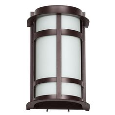 Filament Design Shock 1-Light Oil Rubbed Bronze Outdoor Wall Lantern-CLI-SS517425 - The Home Depot