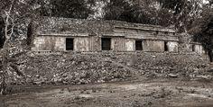 El Palacio de Chunhuhub