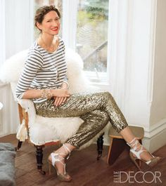Jenna Lyons Home Decor - J Crew Jenna Lyons Interview - ELLE DECOR