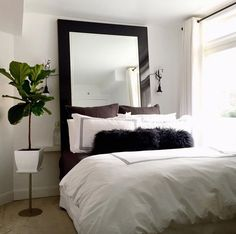 mirror headboard on pinterest headboards mirror bed and mirrors
