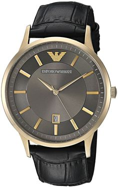4db0901ab091b Emporio Armani Classic Quartz AR11049 Men s Watch