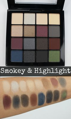 Swatches + Review: NEW NYX Ultimate Shadow Palettes (all 4) – Kitty Kat Does Makeup