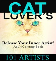 Get FREE MINI COLORING BOOKS - CAT LOVER'S COLORING BOOK just released on Amazon https://www.amazon.com/dp/1520686889?ref_=pe_870760_150889320