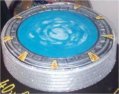 A Stargate cake :)