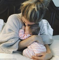 Kristin Cavallari 'finds strength in her kids' after losing brother Mama Baby, Mom And Baby, Mother And Baby, Foto Baby, Baby Family, Family Life, Baby Kind, Mothers Love, Baby Fever