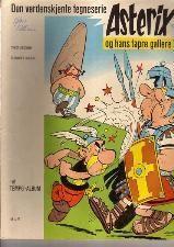 """""""Asterix og hans tapre gallere"""" av René Goscinny Comic Books, Comics, Reading, Cover, Art, Art Background, Kunst, Reading Books, Cartoons"""