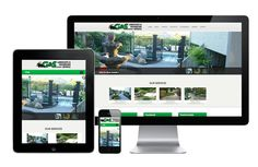 Check out our latest responsive web design project - for G&S Landscape and Excavation Services! Web Design Projects, Responsive Web Design, Landscape, Scenery, Landscape Paintings, Landscaping, Corner Landscaping